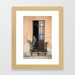 Modern Juliet Framed Art Print
