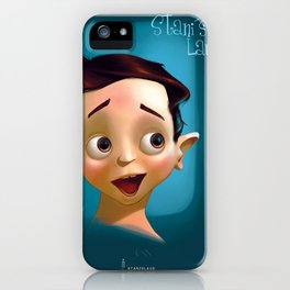 Stani´s Louse iPhone Case