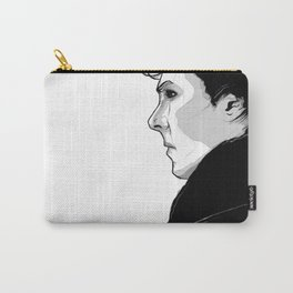 Sherlock by Sketchy Reputation Carry-All Pouch