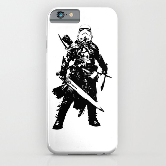 Fantasy Trooper iPhone & iPod Case
