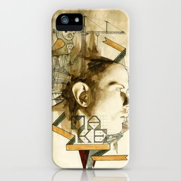 The Architect iPhone Case