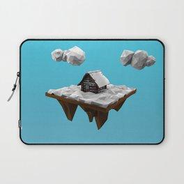 lowpoly winter Laptop Sleeve