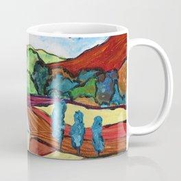 Tobacco Barn Coffee Mug