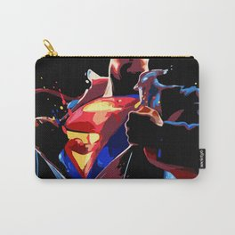 Superman - Secret Identity Carry-All Pouch