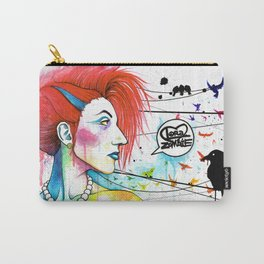 Lora Zombie Carry-All Pouch