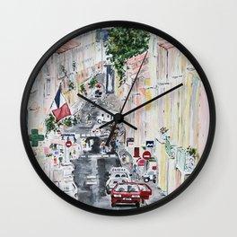 Sète Wall Clock