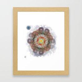 8818 Framed Art Print