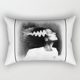 Bride of Frankenstein Rectangular Pillow