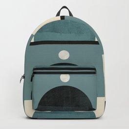 Abstraction_SHAPE_BALANCE_POP_ART_Minimalism_001AB Backpack