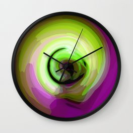 Concentrate... Wall Clock