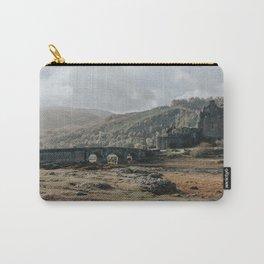 Eilean Donan Castle - Scotland Carry-All Pouch