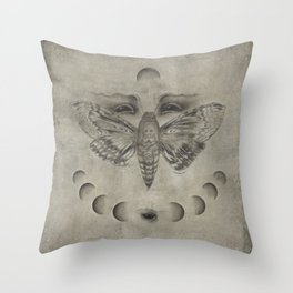 Circaea Throw Pillow