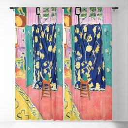 Henri Matisse The Pink Studio Blackout Curtain