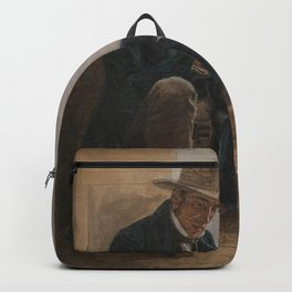 Constantin Hansen - Martinus Rørbye Backpack
