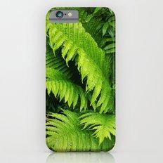 Fern world iPhone 6s Slim Case