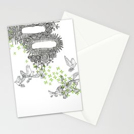 Study for a Mural Stationery Cards