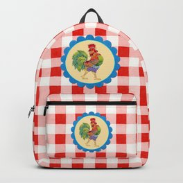 Rise and Shine Rooster Backpack