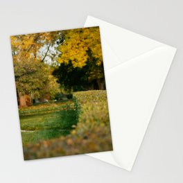 Over the Hedge Stationery Cards