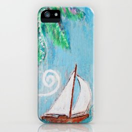 Summertime by Jan Marvin iPhone Case