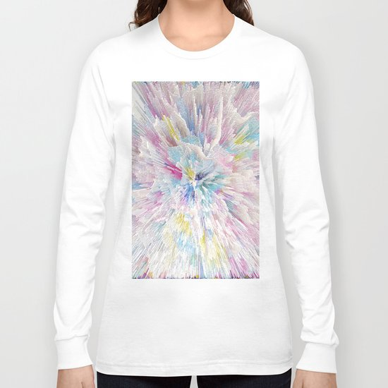 Abstract 125 Long Sleeve T-shirt