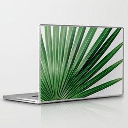 Palm Leaf Detail Laptop & iPad Skin