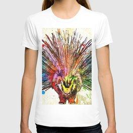 Porcupine Grunge T-shirt