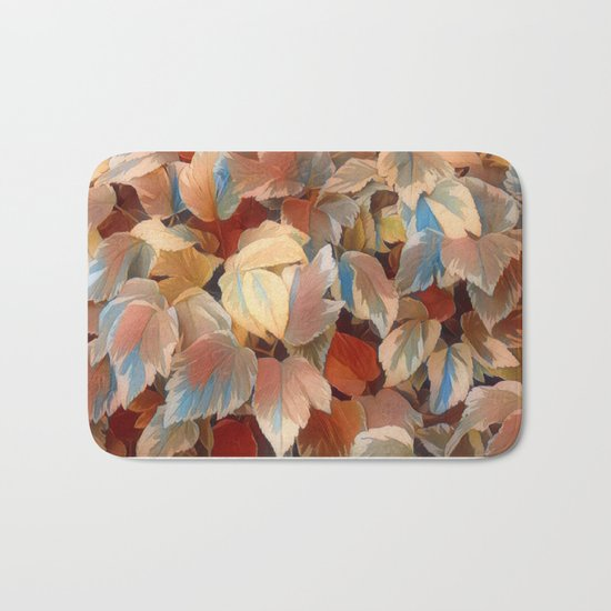 Variations of Color Bath Mat