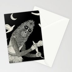 Thievery in the Woods Stationery Cards