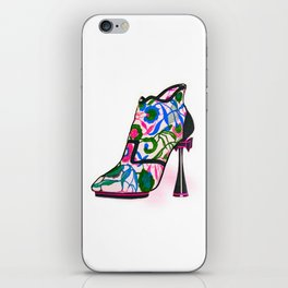 Colourful Bootie iPhone Skin