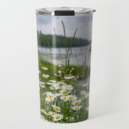 Boundary Waters Wildflowers Travel Mug