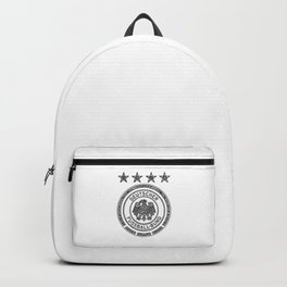 GERMANY NATIONAL FOOTBALL TEAM (DEUTSCHER FUSSBALL-BUND) Backpack
