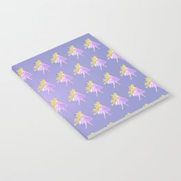 Golden Flower Notebook