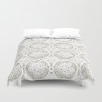 grace Duvet Covers featuring grace by EnglishRose23