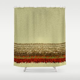 COLOR 35 Shower Curtain