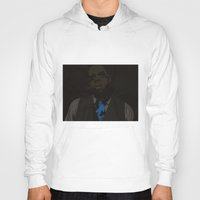 jay z Hoodies featuring Jay-Z (Texture) by Shyam13
