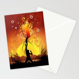 Set Free Stationery Cards