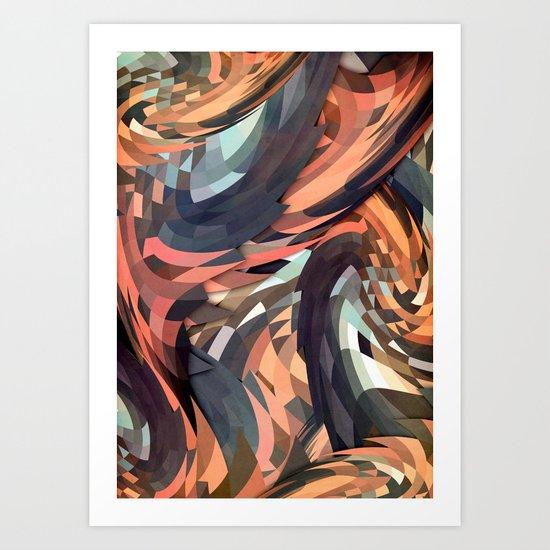 Menomena Art Print
