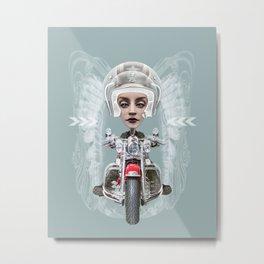 BORN TO BE WILD (1) Metal Print