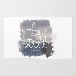 Be Still Rug