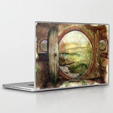 The World is Ahead Laptop & iPad Skin