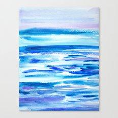 Pacific Dreams Canvas Print