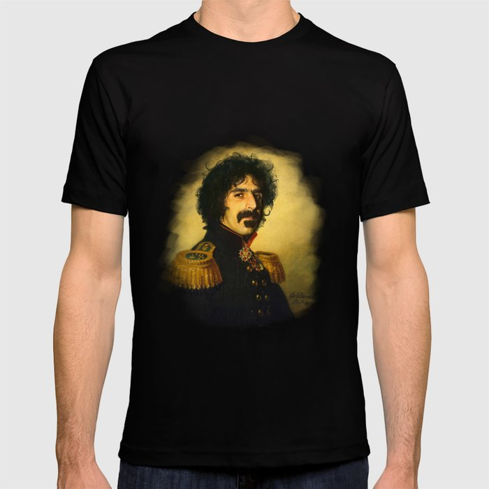 Frank Zappa - replaceface T-shirt