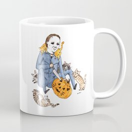 Meowlloween Coffee Mug