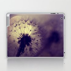 dandelions - dancing in the moonlight Laptop & iPad Skin