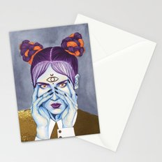 Close Up 8 Stationery Cards