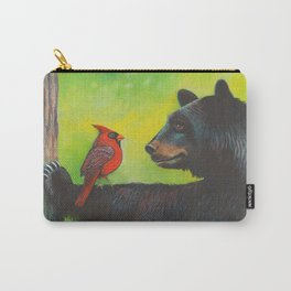 The Negotiation by Robyne Carry-All Pouch