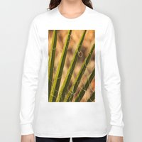 terry fan Long Sleeve T-shirts featuring Fan by Maite Pons