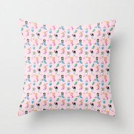 032 Throw Pillow