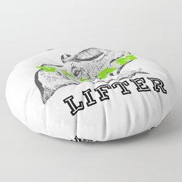 Roar Vegan Lifter Elephant Floor Pillow