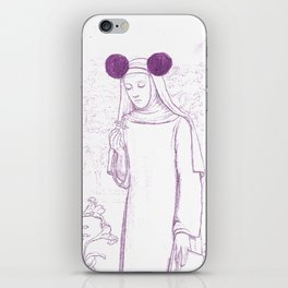 Longing for Singalongs iPhone Skin